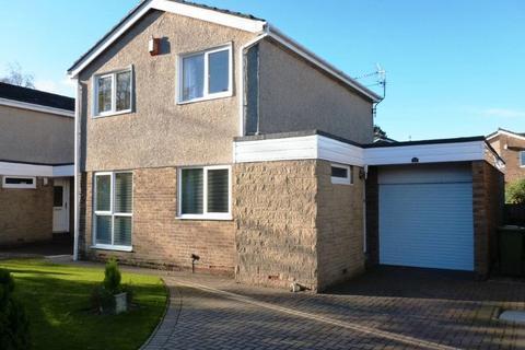 3 bedroom detached house for sale - St Leonards Walk, Lancaster Park, Morpeth