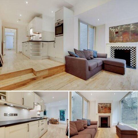 2 bedroom apartment to rent - Cumberland Street, London