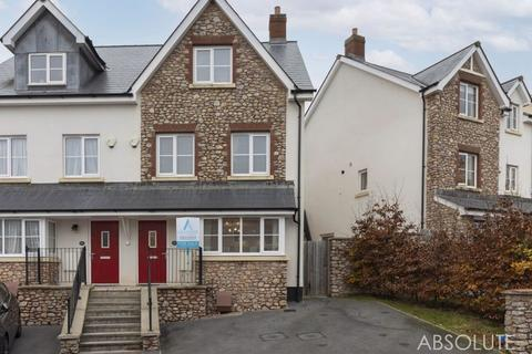 4 bedroom semi-detached house - Charles Road, Newton Abbot