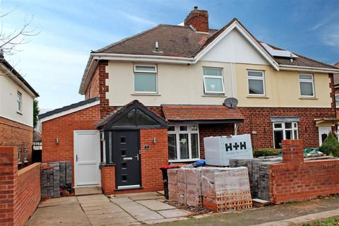 3 bedroom semi-detached house for sale - Edward Street, Tamworth