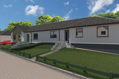 3 bedroom semi-detached bungalow for sale - Airlie View, Alyth, Blairgowrie