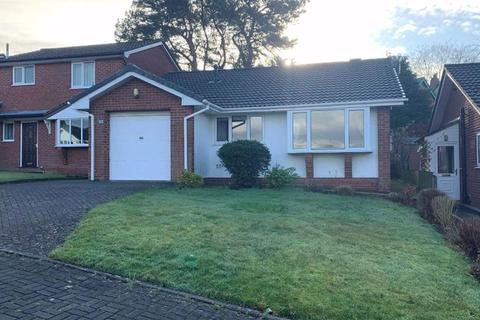 3 bedroom detached bungalow for sale - Nicholson Way, Leek