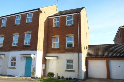 3 bedroom townhouse to rent - Haddonian Road, Market Harborough