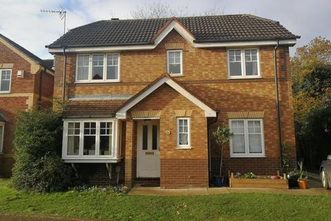 3 bedroom detached house for sale - Marsh Drive, Beverley