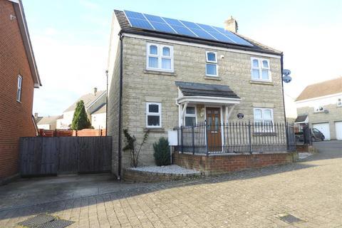 3 bedroom end of terrace house for sale - Mason Road, Abbey Meads, Swindon