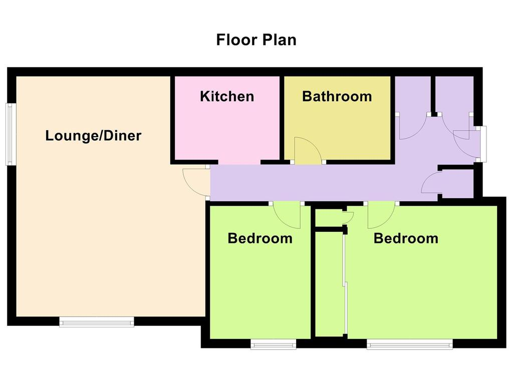 Floorplan: Hampton Court