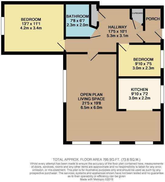 Floorplan: 25 Tredington Park.jpg