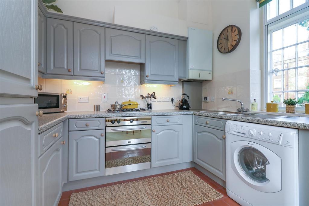 Semi Open Plan Kitchen