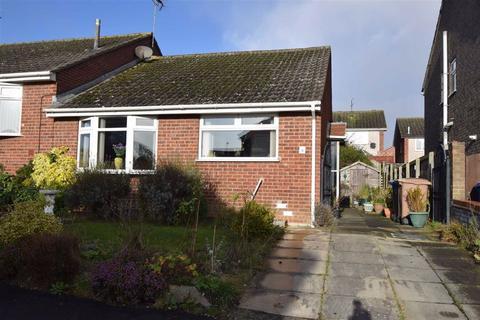 2 bedroom semi-detached bungalow for sale - Pasture Rise, Bridlington, East Yorkshire, YO16
