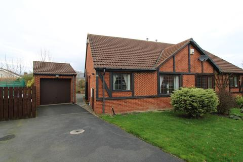 2 bedroom semi-detached bungalow for sale - Hadleigh Court, Coxhoe, Durham