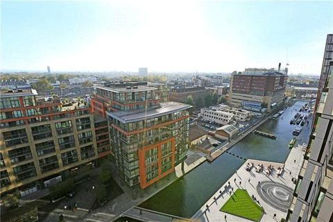 2 bedroom flat to rent - Waterline, Merchant Sq, London