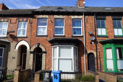 2 bedroom flat to rent - Flat 3 - 16 Louis Street Hull