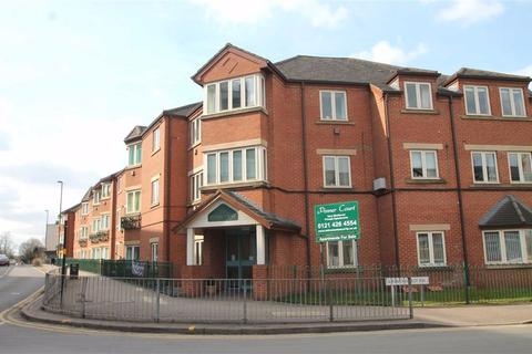 2 bedroom retirement property for sale - Pinner Court, Harborne