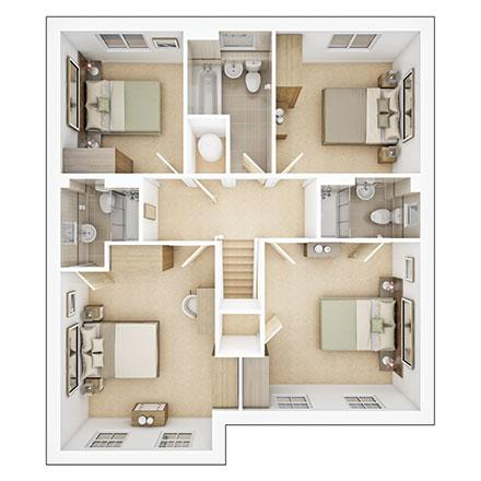 Floorplan 2 of 2: Haddenham ff