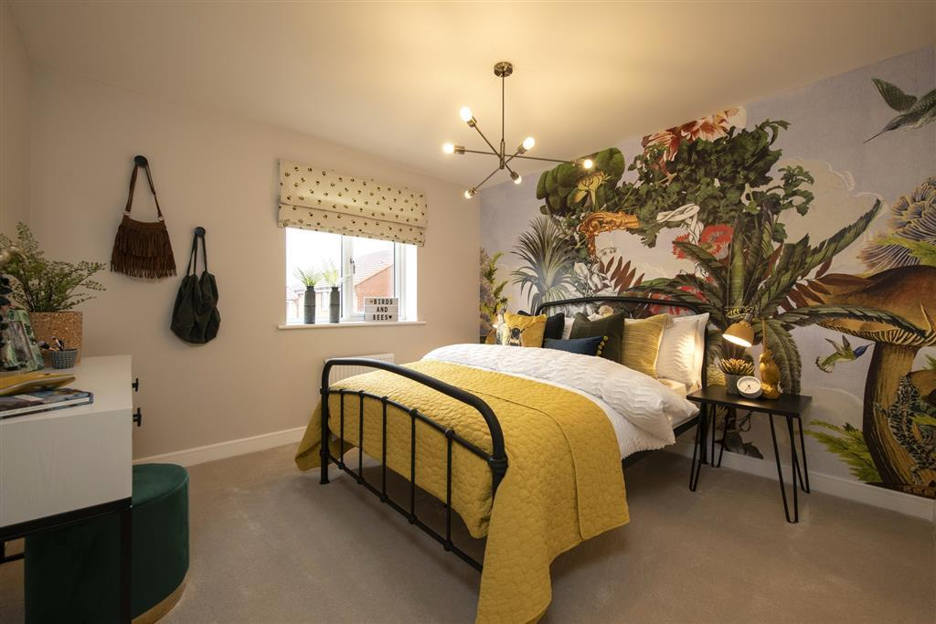 Image of The Haddenham Show Home at Chester Grange, Pelton Fell