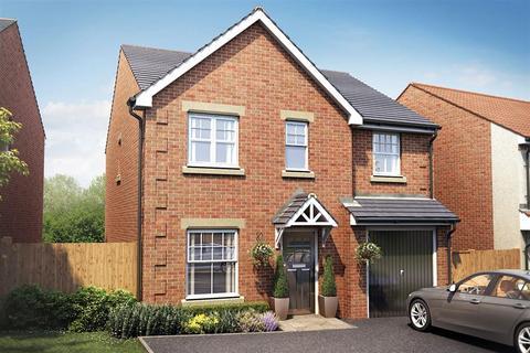 4 bedroom detached house - The Bradenham - Plot 46 at Willowburn Park, Alnwick, Taylor Drive NE66