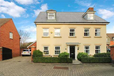 5 bedroom detached house for sale - Birkdale Close, Swindon, Wiltshire, SN25
