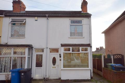 2 bedroom end of terrace house - Chesterfield Avenue, New Whittington, Chesterfield, S43 2DD