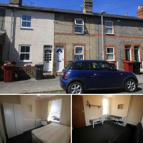4 bedroom terraced house to rent - Wykeham Road, Reading