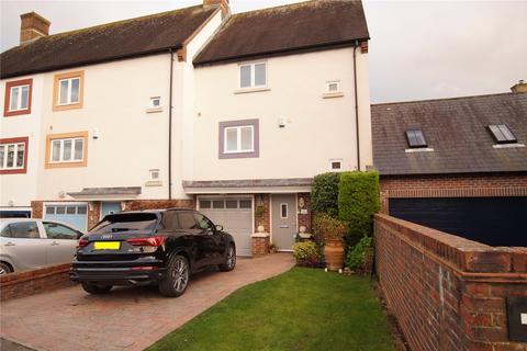 3 bedroom end of terrace house for sale - Badger Sett, Blandford St. Mary, Blandford Forum, Dorset, DT11