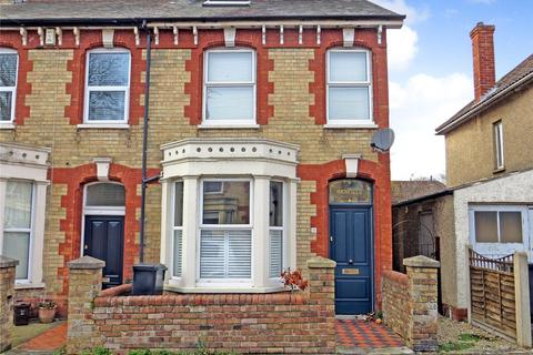 3 bedroom end of terrace house for sale - Leslie Avenue, Taunton, TA2