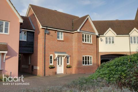 5 bedroom link detached house for sale - Manning Road, Bury St Edmunds