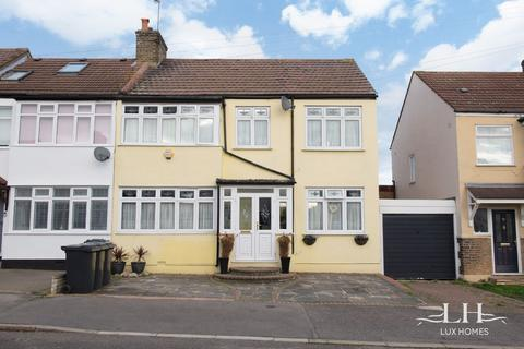 4 bedroom end of terrace house for sale - Benets Road, Hornchurch