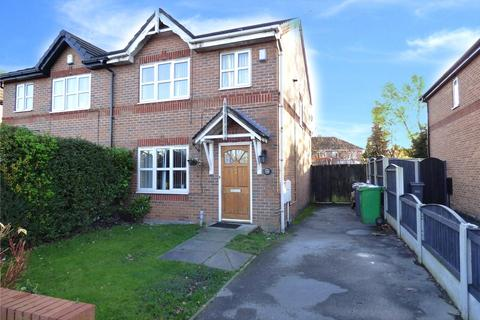 3 bedroom semi-detached house - Victoria Avenue East, Blackley, Manchester, M9