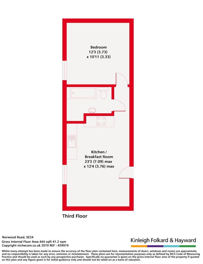Floorplan: Floor plam