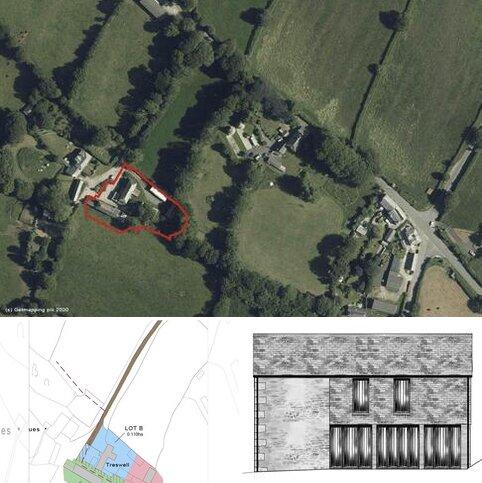 Detached house for sale - Congdons Shop, Launceston, Cornwall, PL15