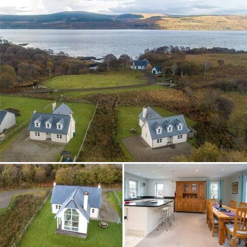 3 bedroom detached house for sale - Stag House and Otter House, Aros, Isle of Mull, PA72