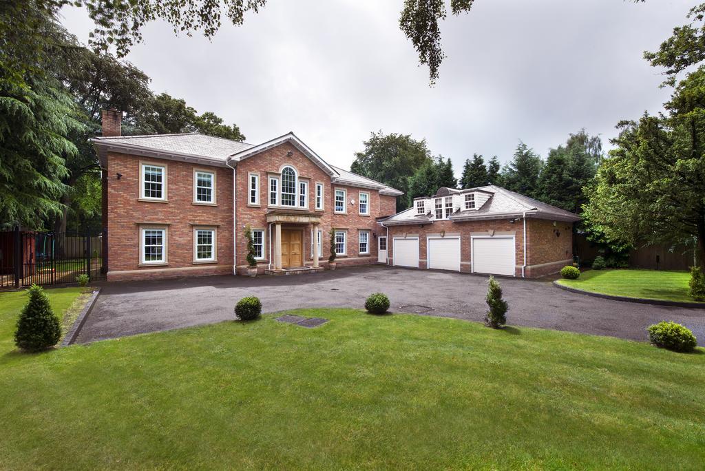 6 Bedrooms Detached House for sale in Roman Road, Little Aston Park, Sutton Coldfield