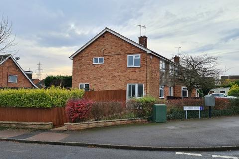 3 bedroom semi-detached house to rent - Ashfield Drive, Anstey, LE7