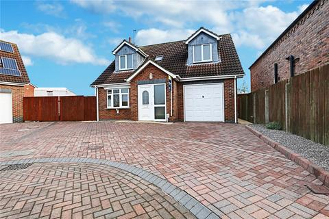 4 bedroom detached house for sale - Jubilee Close, Hedon, Hull, HU12