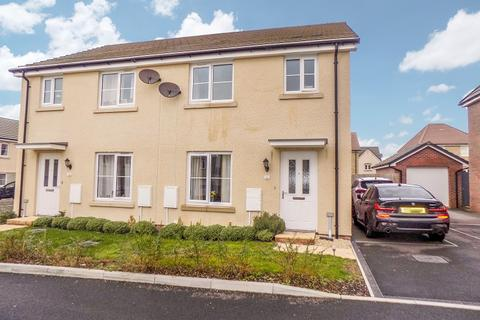 3 bedroom semi-detached house for sale - Heol Cambell, Coity, Bridgend. CF35 6GP