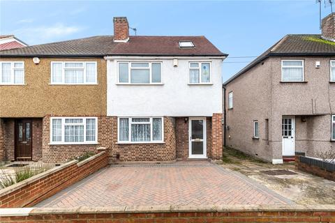 4 bedroom semi-detached house for sale - Parkfield Crescent, Ruislip, Middlesex, HA4