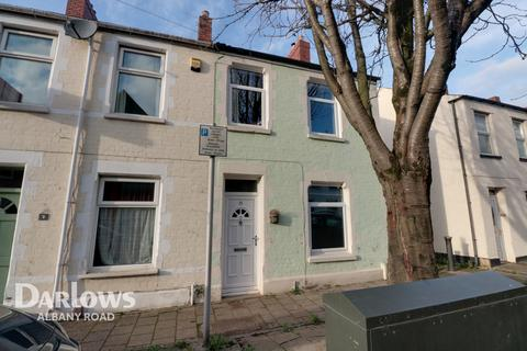 2 bedroom end of terrace house for sale - Spring Gardens Terrace, Cardiff