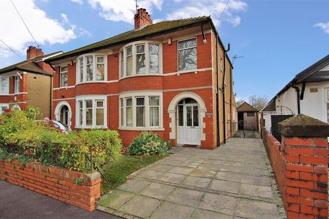 3 bedroom semi-detached house for sale - Heathwood Road, Heath, Cardiff