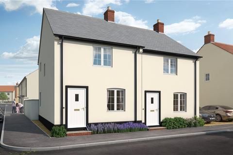 2 bedroom semi-detached house for sale - Woodlands Road, Mere, Warminster, Wiltshire, BA12