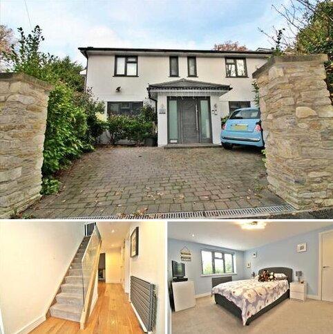 4 bedroom detached house for sale - Abney Road, Ensbury Park, Bouremouth