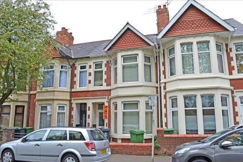 3 bedroom terraced house for sale - NEW ZEALAND ROAD, HEATH/GABALFA, CARDIFF