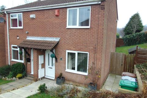2 bedroom semi-detached house to rent - Mickleborough Avenue, Mapperley, Nottingham