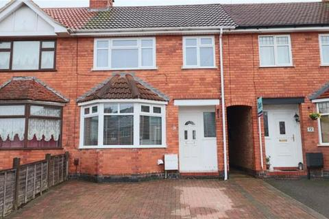 3 bedroom terraced house for sale - Burleigh Road, Hinckley