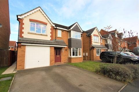 5 bedroom detached house for sale - Meridian Way, Bramley Green, Stockton, TS18 4QH