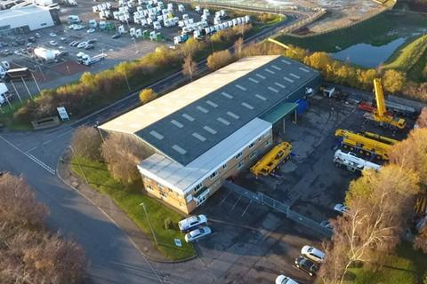 Warehouse to rent - Unit 1-4 Wentworth Way, Wentworth Industrial Park, Tankersley, Barnsley, S75 3DH