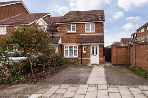 3 bedroom end of terrace house for sale - Greenhaven Drive, Thamesmead, SE28
