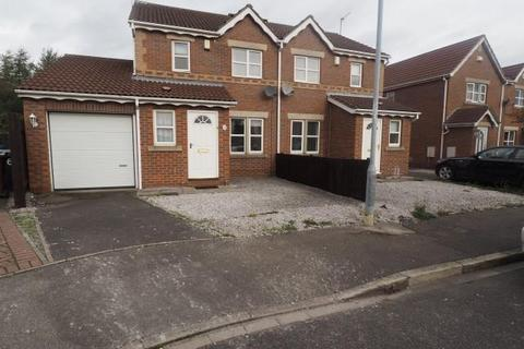 3 bedroom semi-detached house to rent - Navigation Way, Victoria Dock, Hull, HU9 1SW