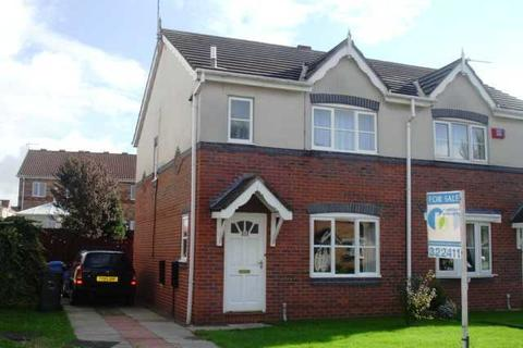 3 bedroom semi-detached house to rent - Harbour Way, Victoria Dock, Hull, HU9 1PL