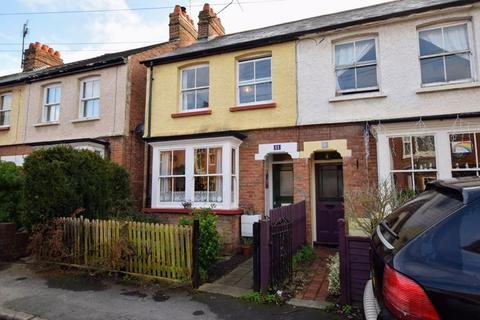3 bedroom end of terrace house for sale - Madeley Road, Aylesbury
