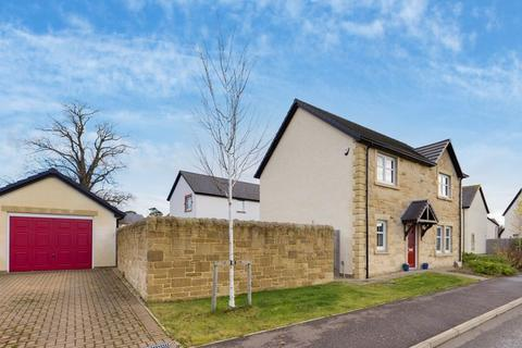 3 bedroom detached house for sale - NEW - 5 Rae Drive, Biggar
